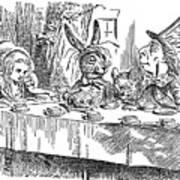 Carroll: Alice, 1865 Poster by Granger