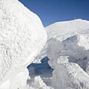 Mount Washington - New Hampshire Usa Poster by Erin Paul Donovan
