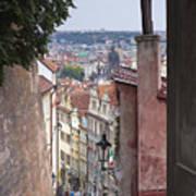 Prague Poster by Andre Goncalves