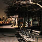 A Night In Hoboken Poster by JC Findley