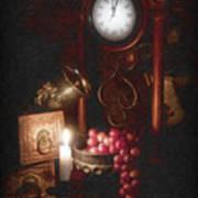 After Midnight Poster by Tom Mc Nemar