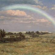 After The Storm Poster by Albert Bierstadt