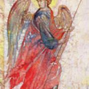 Angel Poster by Tanya Ilyakhova