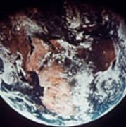 Apollo 11: Earth Poster by Granger