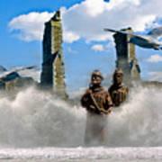 Atlantis Poster by Brian Roscorla