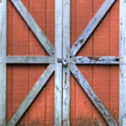 Barn Door 3 Poster by Dustin K Ryan