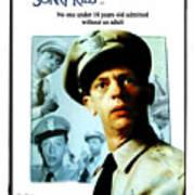 Barney Poster Poster by Joan  Minchak