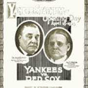 Baseball Program, 1923 Poster by Granger