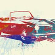 Bmw 507 Poster by Naxart Studio