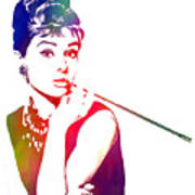 Breakfast At Tiffany's Poster by The DigArtisT