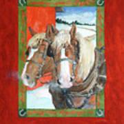 Bright Spirits Poster by Christie Michelsen