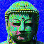 Buddha 20130130p18 Poster by Wingsdomain Art and Photography