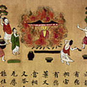 Buddha Poster by Granger