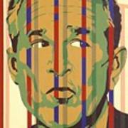 Bush Poster by Dennis McCann