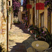 Cafe Piccolo Poster by Guido Borelli