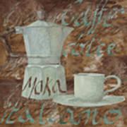 Caffe Espresso Poster by Guido Borelli