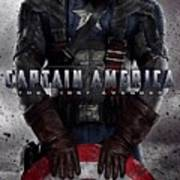 Captain America The First Avenger  Poster by Movie Poster Prints