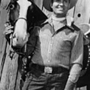 Champion And Gene Autry Poster by Everett
