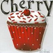 Cherry Celebration Poster by Catherine Holman