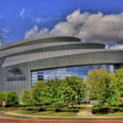 Cobb Energy Center Poster by Corky Willis Atlanta Photography