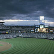 Coors Field, Denver, Colorado Poster by Michael S. Lewis