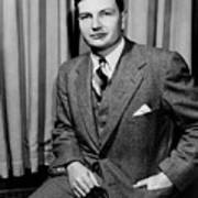 David Rockefeller B. 1915 Grandson Poster by Everett