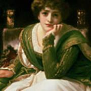 Desdemona Poster by Frederic Leighton