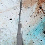 Desert Surroundings 3 By Madart Poster by Megan Duncanson