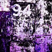 Door 94 Perception Poster by Bob Orsillo