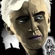 Draco Poster by Lisa Leeman