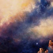 Dreaming Sedona Poster by Marina Petro