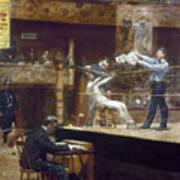 Eakins: Between Rounds Poster by Granger
