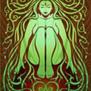 Earth Spirit Poster by Cristina McAllister