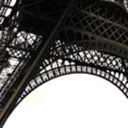 Eiffel Tower Poster by Fion Ngan @ fill in my blanks