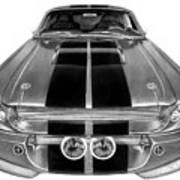 Eleanor Ford Mustang Poster by Peter Piatt