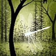 Enchanted Poster by Charlene Zatloukal