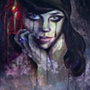 Flower Girl Poster by Matt Truiano