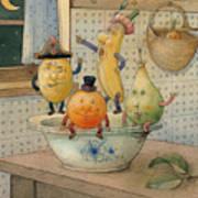Fruits Poster by Kestutis Kasparavicius