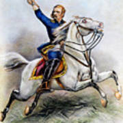 George Armstrong Custer Poster by Granger