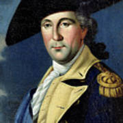 George Washington Poster by Samuel King