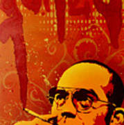 Gonzo - Hunter S. Thompson Poster by Tai Taeoalii