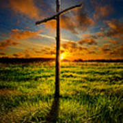 Good Friday Poster by Phil Koch