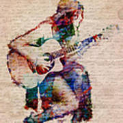 Gypsy Serenade Poster by Nikki Smith