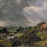 Hampstead Heath Poster by John Constable