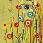 Hidden Poppies Poster by Jennifer Lommers