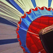 Hot Air Balloon - 1 Poster by Randy Muir