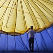 Hot Air Balloon - 11 Poster by Randy Muir