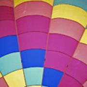 Hot Air Balloon - 9 Poster by Randy Muir