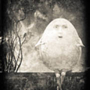 Humpty Dumpty Poster by Bob Orsillo