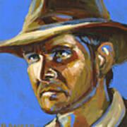 Indiana Jones Poster by Buffalo Bonker